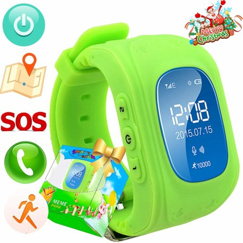 TURNMEON Smart Watch Phone For Kids Boys Girls GPS Children Fitness Tracker Smartwatch Holiday Christmas Birthday Gifts With SIM Calls Anti Lost On OnBuy