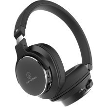 Audio-Technica ATH-SR5BT Black OnEar Bluetooth Headphones