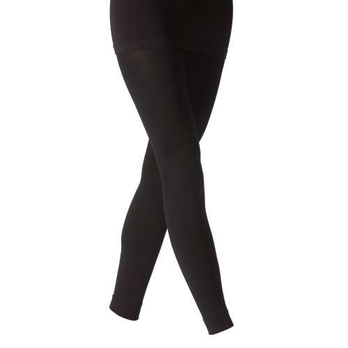 Silky Girls 200 Denier Appearance Fleece Footless Tights (1 Pair)