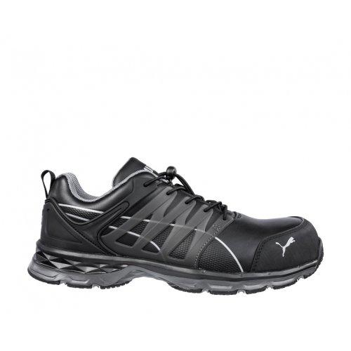 Puma Safety Mens Velocity 2.0 Lace Up Safety Shoe