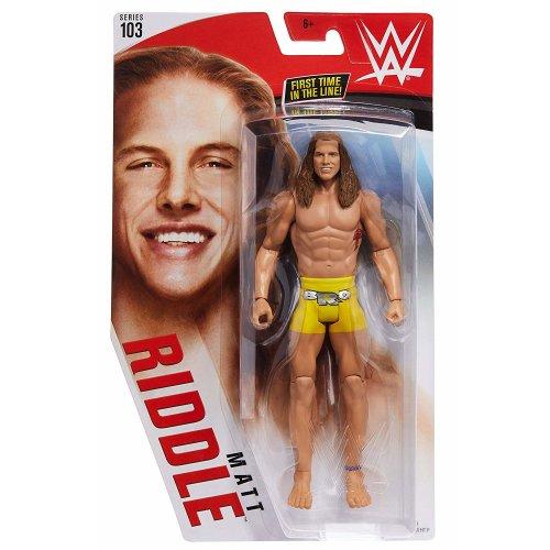 WWE Basic - Series 103 - Matt Riddle Figure