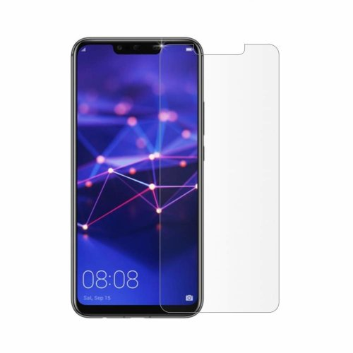 iPro Accessories Huawei Mate 20 Lite Tempered Glass, Huawei Mate 20 Lite Screen Protector, [Compatible With Huawei Mate 20 Lite Case] [Scratch Proof] [Shatter Proof] [9H Hardness]