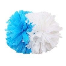 Cheerleading Hand Flowers Gymnastics Flower Ball Children's School Dance Square Dance Props #18