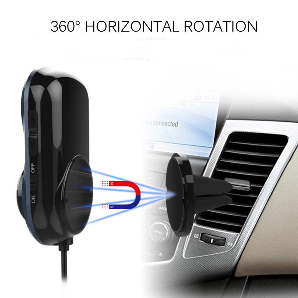 Wireless Bluetooth 4.1+EDR Car MP3 Player Kit Hands-Free Dual USB FM Transmitter