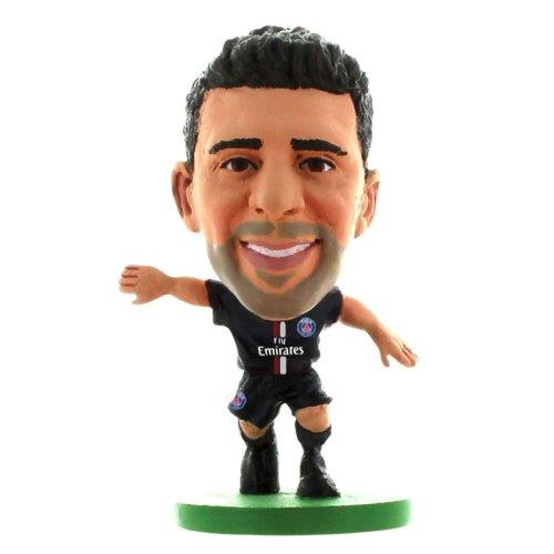 Thiago Motta Paris St Germain Home Kit Soccerstarz Figure - Saint Fc New -  paris germain motta soccerstarz saint fc thiago home new