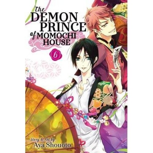 The Demon Prince of Momochi House: Volume 6