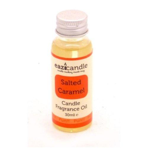 EaziCandle Fragrance Oil 30ml - Salted Caramel