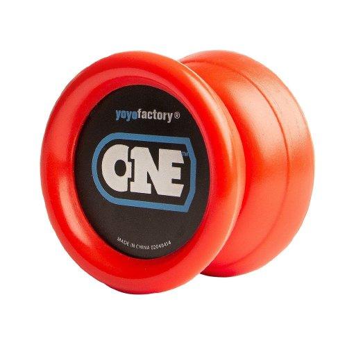 YOYO FACTORY Yoyofactory YoyofactoryYO-002 One Yo-Yo, Red