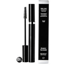 b683e0d6520 Smudgeproof, Flakeproof & Waterproof Tube Mascara but easily removed with  water. Black Long Lasting. Poppy Sloane Tres Chic