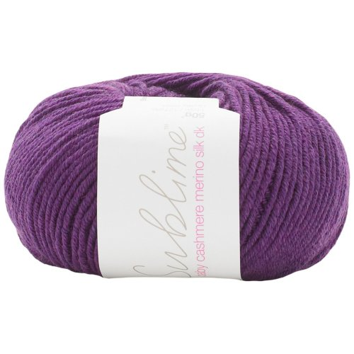 Sublime Baby Cashmere Merino Silk DKDouble Knitting - 50g Tiddles (524) by Sirdar