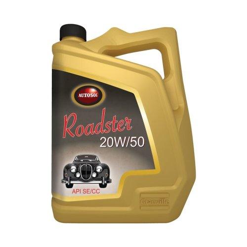 Roadster 20W-50 - 5 Litre