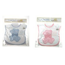 Double Terry Cotton Bibs