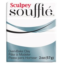 Sculpey Souffle Clay 2oz-Igloo