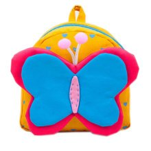 Toddler Backpack Infant Lovely Knapsack Cute Baby Bag Blue Butterfly 1-4Y