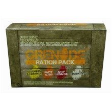Grenade Ration Pack - 120 Capsules