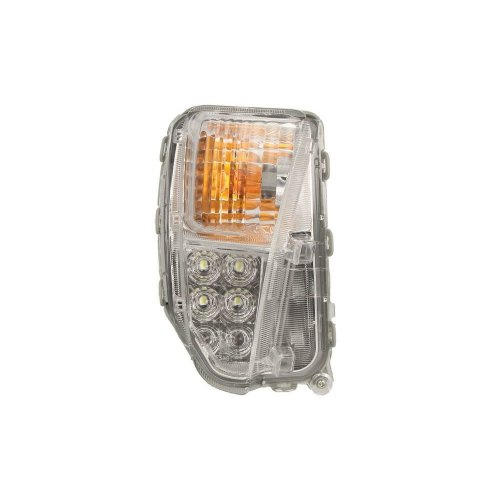Front indicator right LED DRL Toyota Prius 12-15
