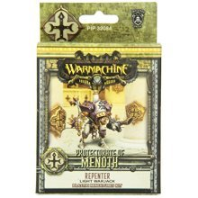 Privateer Press Warmachine: Protectorate: Repenter Light Plastic Warjack Model Kit