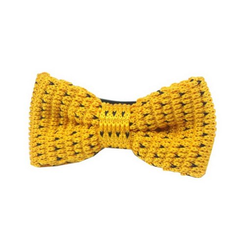 Fashion Design Adjustable Neck Bowtie Boys Bow Tie for Weddings, G