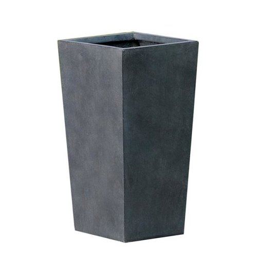 Winsome House WH031 Tapered Planter with Stone - Small