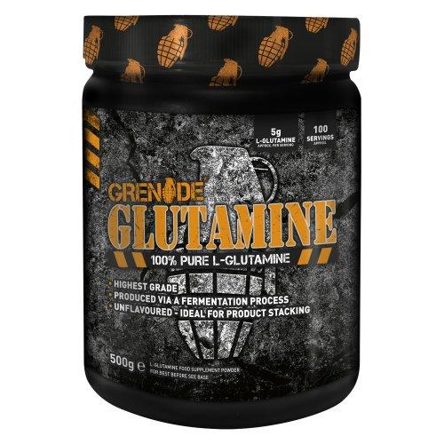 Grenade Essentials Glutamine 500 g (100 servings)
