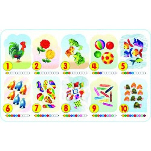 Creative Early Years Play And Learn Numbers Puzzle - Cre0605 -  cre0605 creative early years play learn numbers