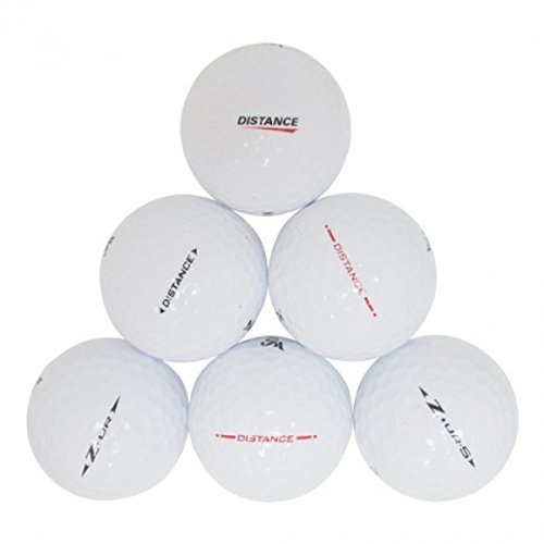 Srixon Mix Practice Quality Golf Ball Pack Of 24
