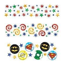 Justice League 3 Pack Confetti Value 34g -