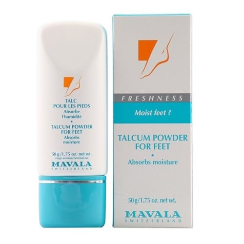 Mavala Talcum Powder For Feet 125g
