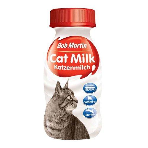 Bob Martin Cat Milk   Low Lactose Cat & Kitten Milk