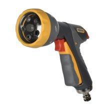 Hozelock Garden Hose Spray Gun Multi Spray Pro Grey 2694 0000