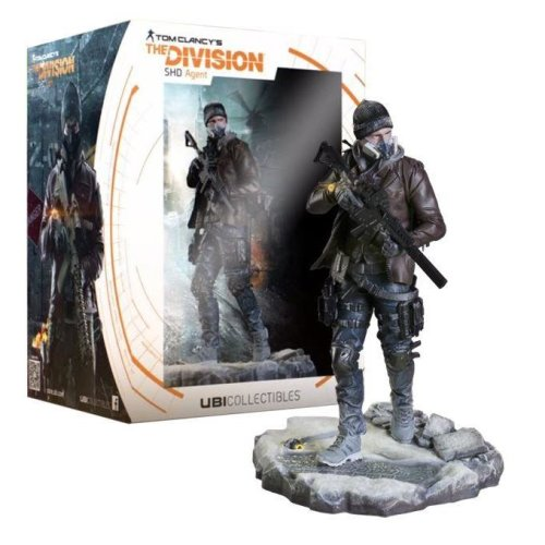 Tom Clancys The Division SHD Agent Figurine