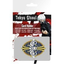 Tokyo Ghoul Ccg Insignia Travel Pass Card Holder