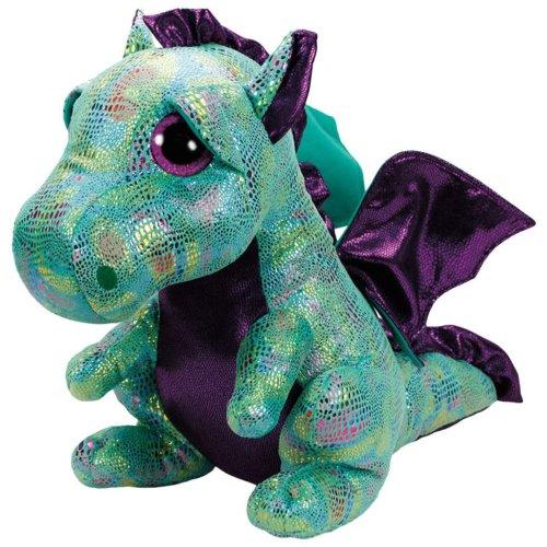 TY Beanie Boo Cuddly Toy Cinder Plush XL 42 cm 7137099