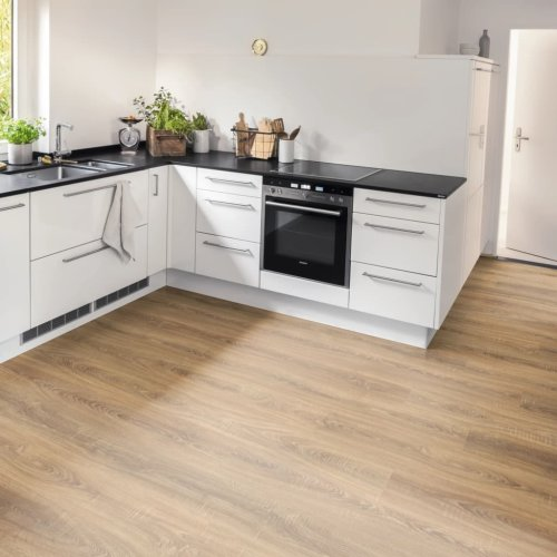 Egger Laminate Flooring Planks 59.7m² 8mm Toscolano Oak Nature Board Carpet