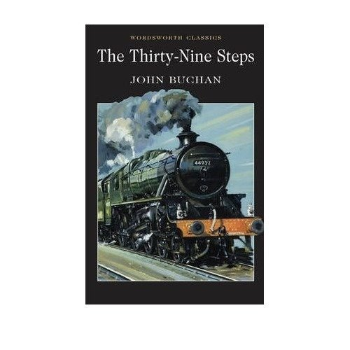 The Thirty-nine Steps (penguin Readers (graded Readers))