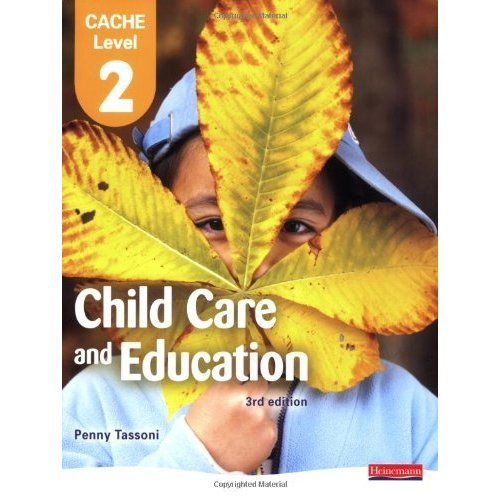 CACHE Level 2 in Child Care & Education: Student Book