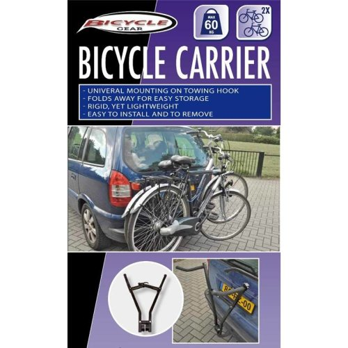 Bicycle Carrier For 2 Bikes