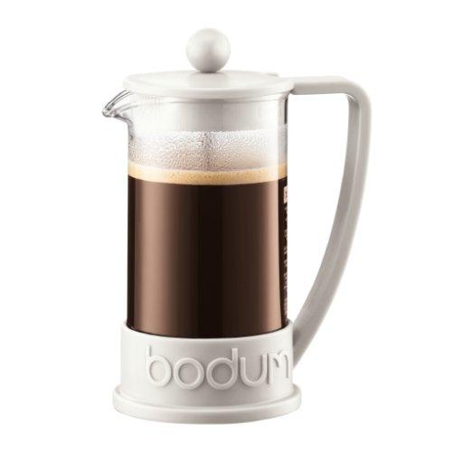 Bodum Brazil 3 Cup 0.35L Coffee Press Off White