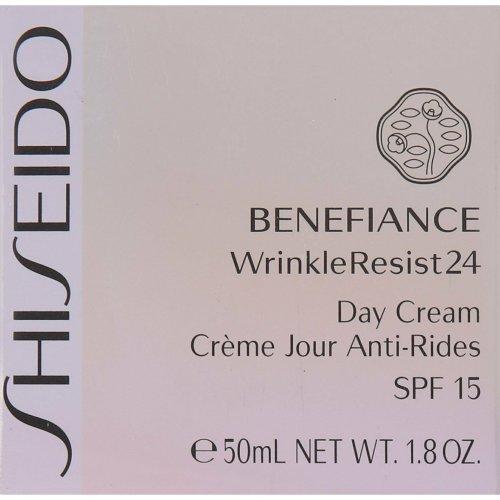 Shiseido Benefiance Wrinkle Resist 24 Day Cream SPF15 50ml