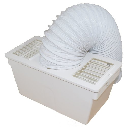 Whirlpool AWZ 3303 Tumble Dryer Condenser Vent Kit Box With Hose