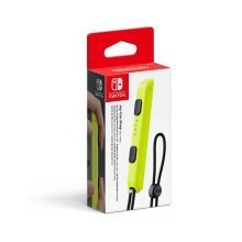 Official Nintendo Switch Joy-Con Controller Strap - Neon Yellow