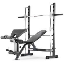 Marcy TSA-5762 Half Smith Machine & Fixed Weight Bench