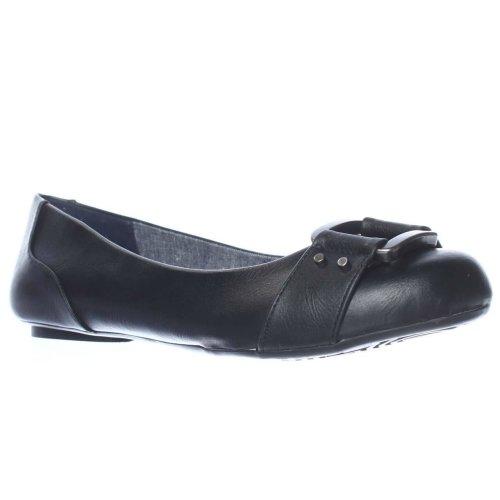 Dr. Scholl's Frankie Ballet Flats, Black, 7 UK
