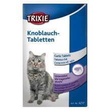 Garlic Tablets For Cats, 50 G - Trixie Cats New Pills -  trixie garlic 50 tablets cats new pills