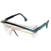 236e23185c Uvex UVXS1359 Safety Glasses Black Frames   Clear Lens