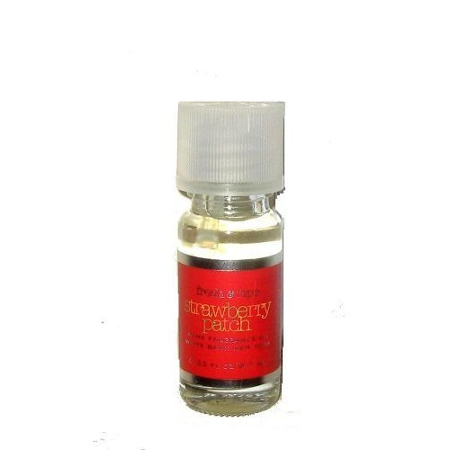 Fresh & Ripe Strawberry Patch Home Fragrance Oil, .33 fl. oz. (9.7 ml), by White