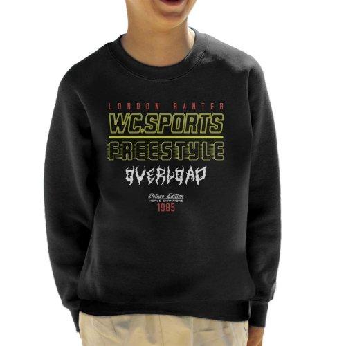 London Banter WC Sports Freestyle Kid's Sweatshirt