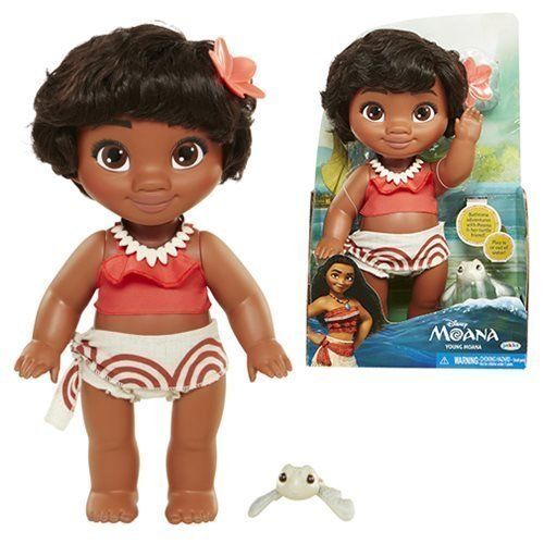 Moana New Spring 2018 Disneys Young Doll 12 Inches Girls Baby Doll