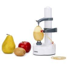 Automatic Electric Fruit Apple Potato Peeler Slicer Cutter Kitchen Tools Utensil