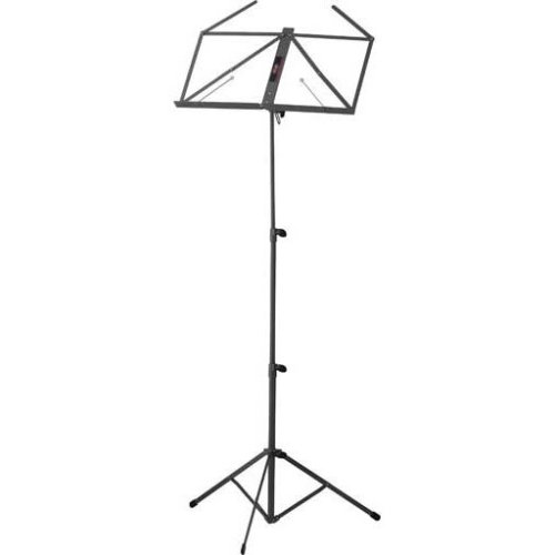 Stagg MUSA3 Music Stand (Black)